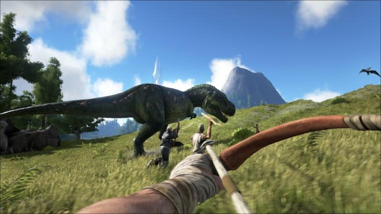 Ark Survival Evolved Rex