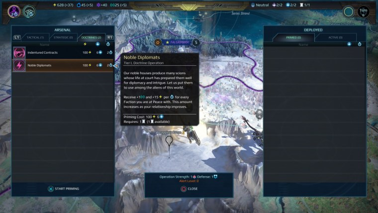 Age of Wonders Planetfall operations