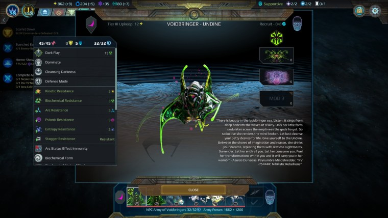 Planetfall: Invasions Void Bringers