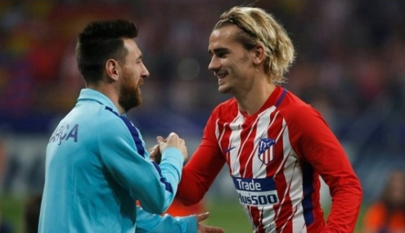 Transfer Update: Barcelona Would Welcome Antoine Griezmann – Lionel Messi