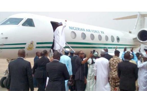 President Buhari Leaves Nigeria – GidiTrendz