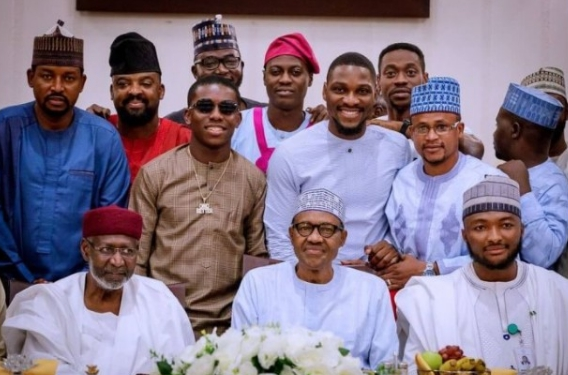 Get Your PVC & Vote For Any Candidate Of Your Choice – Buhari Speaks To Nigerian Youths