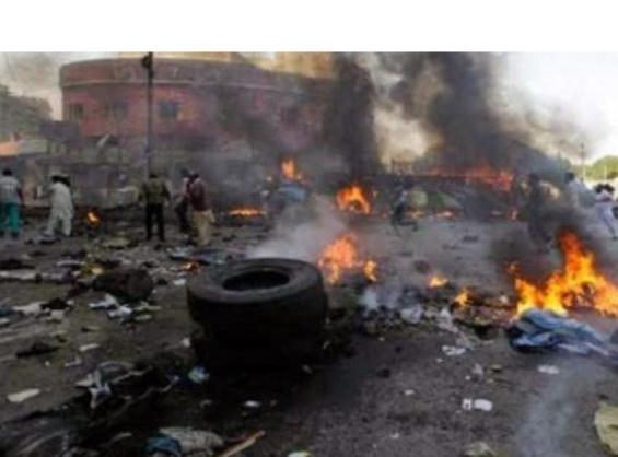 Suicide Bomber Kills Himself In Maiduguri(photos)