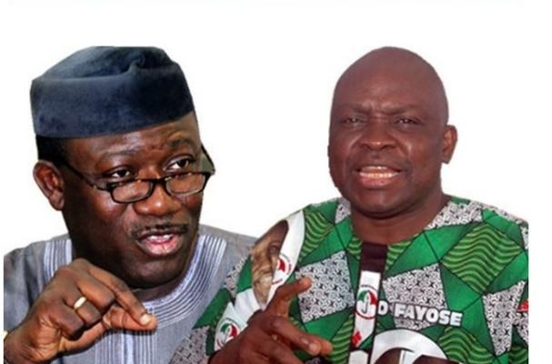 Ekiti 2018: Fayose Will Be Caged On Election Day – Fayemi Speaks