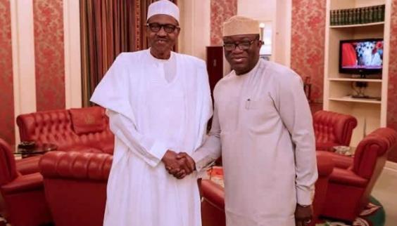 Buhari Speaks On Fayemi's Victory In Ekiti Governorship Poll – Giditrendz