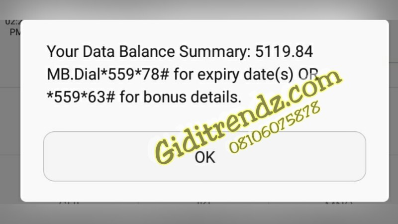 Hottest🔥 : How To Get 5GB Data For N50 On Mtn Without Stress
