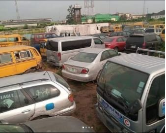 lagos-state-gets-court-order-to-auction-88-impounded-vehicles