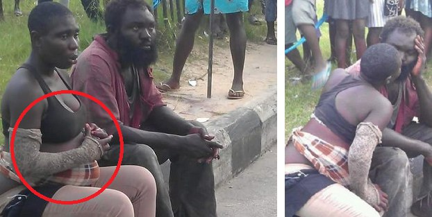 mad-oh-mad-man-his-pregnant-mad-girlfriend-caught-kissing-having-good-time-on-street-photos