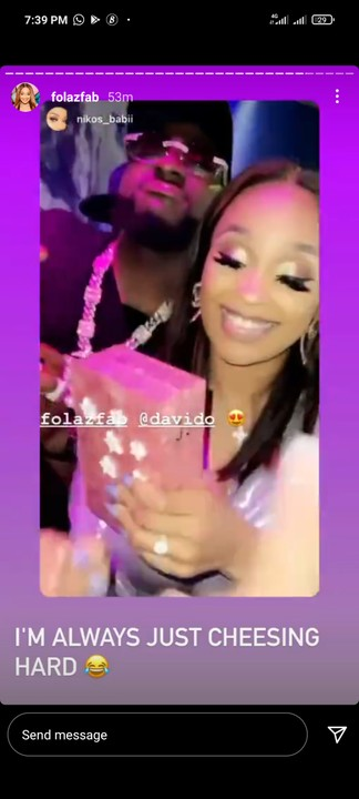 davido-spoils-his-cousin-adenike-adeleke-with-money-as-she-celebrates-birthday