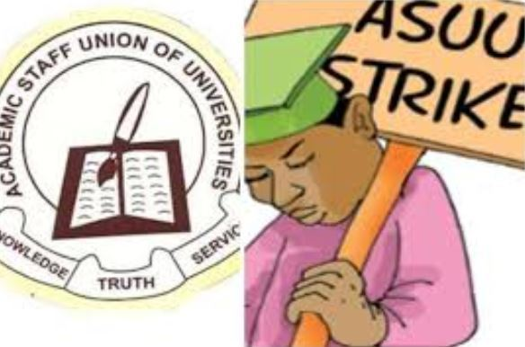 """We Are Going On Strike Soon Over """"Unpaid 10-Month Salary"""" – ASUU"""