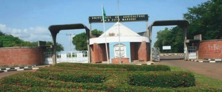 Federal University of Agriculture, Makurdi, Benue State