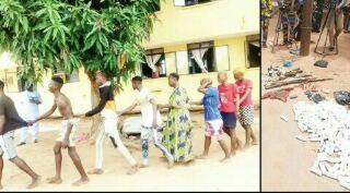 police-arrest-16-suspected-cultists-in-ilorin