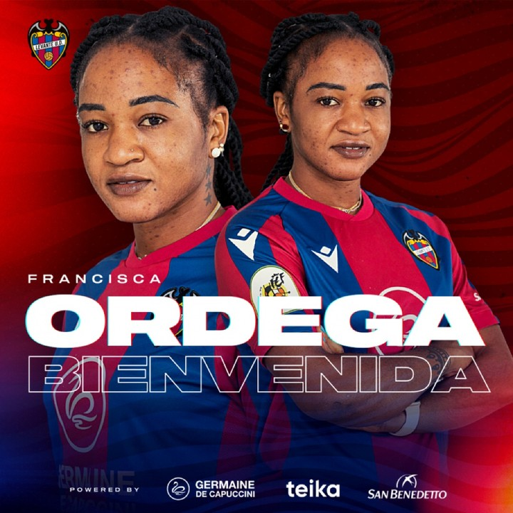super-falcons-forward-francisca-ordega-signs-contract-with-levante-in-spain