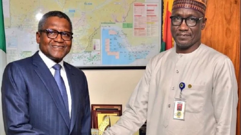 NNPC To Purchase 20% Equity Stake In Dangote Refinery