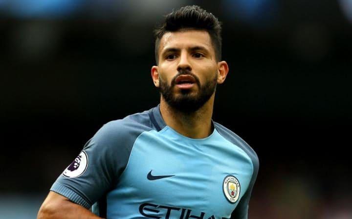 Manchester City Striker, Sergio Aguero Joins Barcelona