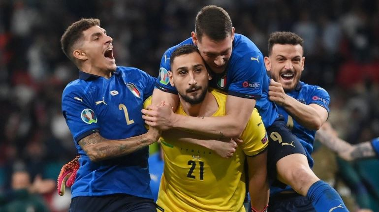 Italy Goalkeeper Reveals Why He Did Not Celebrate After Saving Saka's Penalty