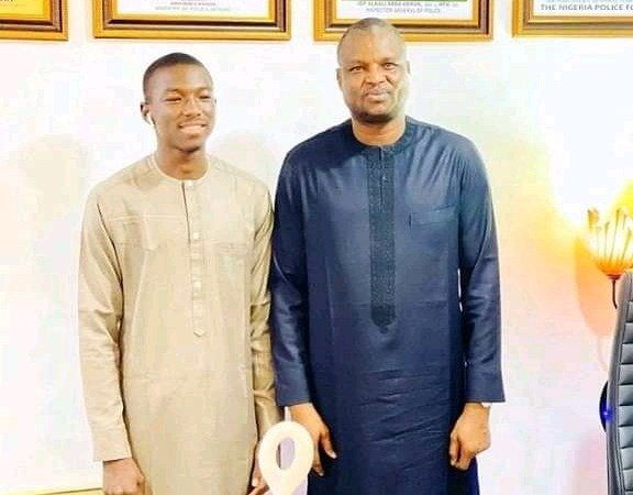 More Trouble For Abba Kyari, As His Younger Brother Was Spotted Pulling Hushpuppi's Stunt On IG