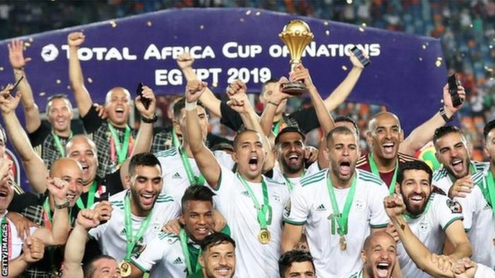 Checkout The FULL DRAW For The Upcoming AFCON 2021 Tournament