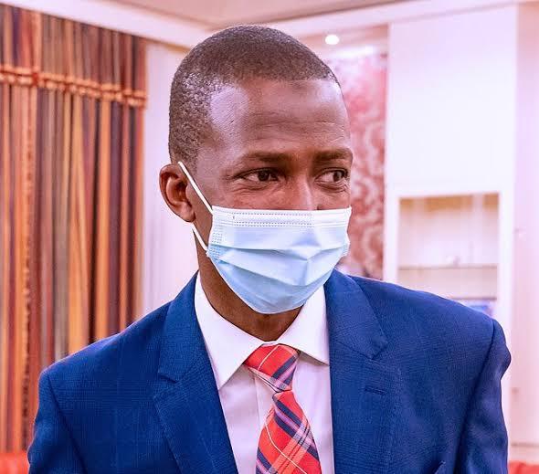 BREAKING: EFCC Chairman, Bawa Slumps in the Presidential Villa