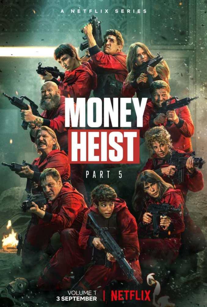 [TV Series] Money Heist S05 (Complete Season)
