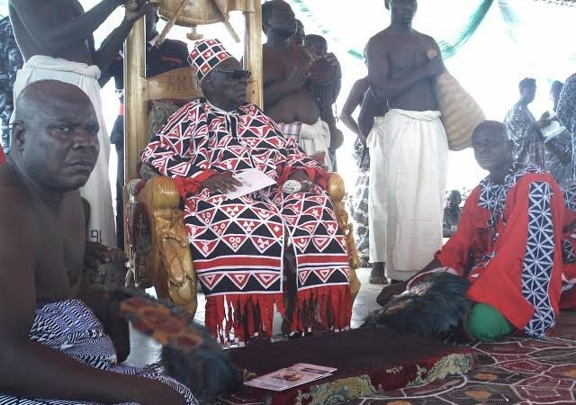 BREAKING: Prominent traditional ruler dies after brief illness