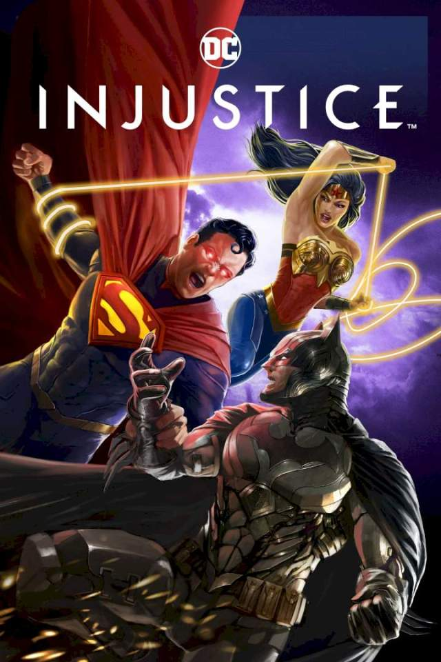 Movie: Injustice (2021)