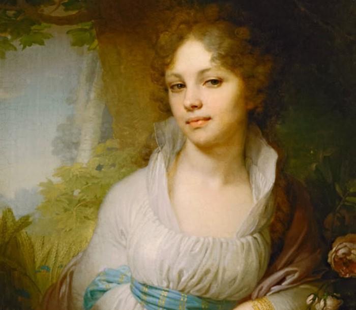 Ritratto di Maria Lopukhina