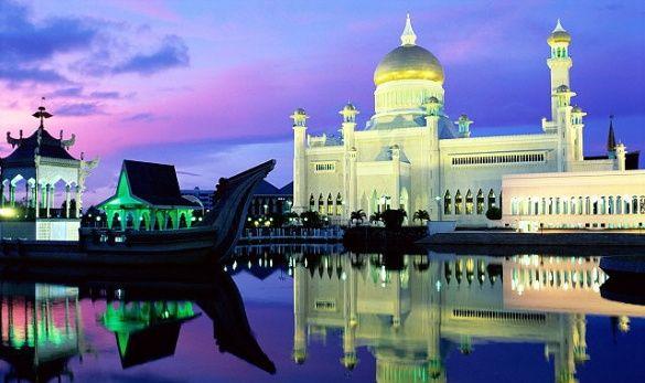 Бруней: путеводитель, места отдыха и достопримечательности.