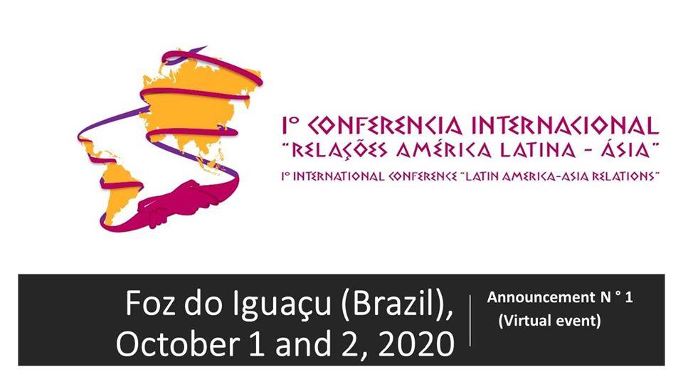 "I International Conference ""RELATIONS LATIN AMERICA-ASIA"""