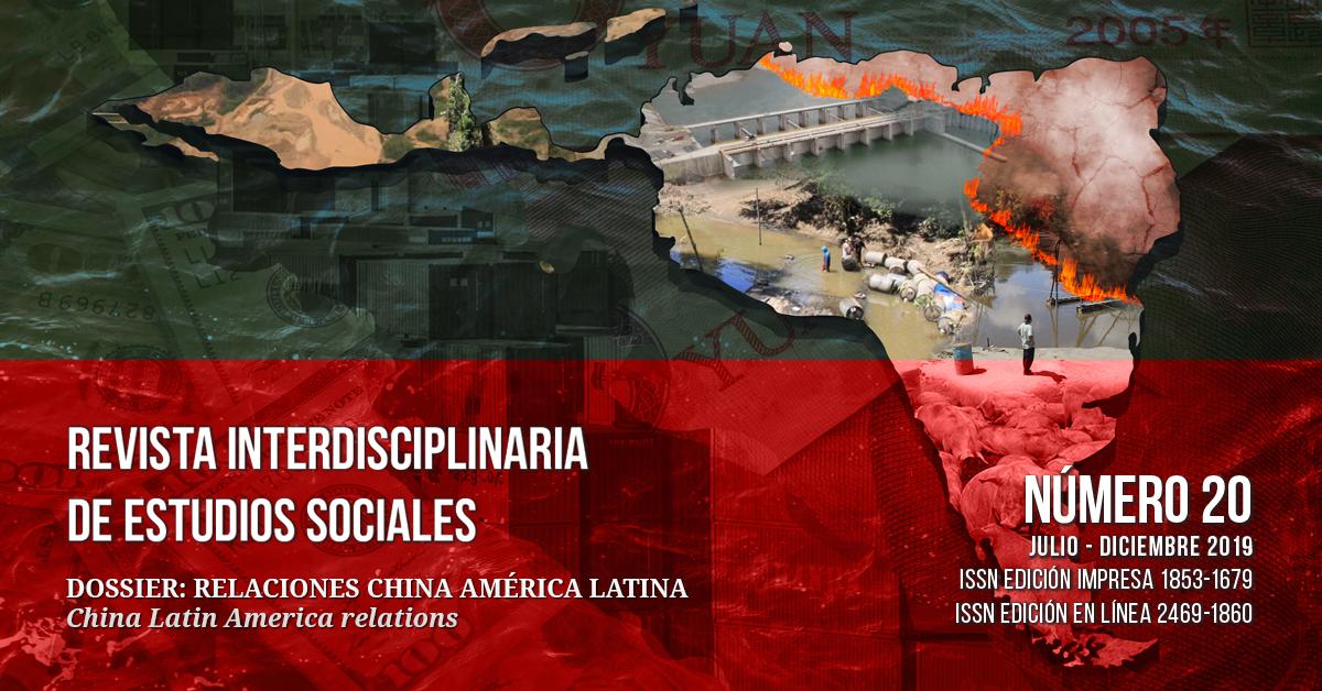 Revista Interdisciplinaria de Estudios Sociales n° 20