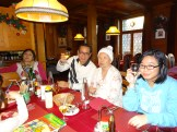 lunch in Appenzell