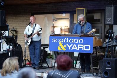 Foto: Cagla Canidar, Altstadtfest 2017, Samstag Abend, Scotland and Yard, Steinwegpassage