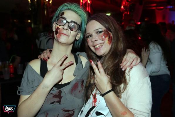 Foto: Michael Franke, Gifhorn, Halloween Party , Brauhaus