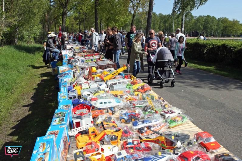 Foto: Michael Franke, Isenbüttel, Tankumsee, Flohmarkt, Familientag, Saisonstart 2018