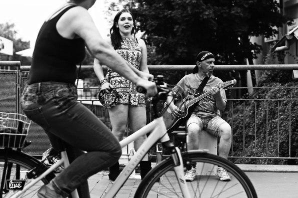Foto: Michael Franke, Gifhorn, Straßenmusikfestival 2018, Croft N Croy