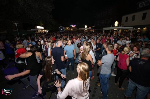 Foto: Sebastian Preuss, Altstadtfest 2018, Bühne Schillerplatz, Ü-30 Party