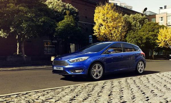 Форд Фокус цена и комплектации 2018 видео, фото Ford Focus ...