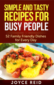 simple recipes for busy people