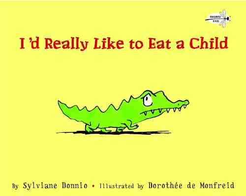 Id Really Like to Eat a Child Book + 49 More Gift Ideas Under 5 Dollars