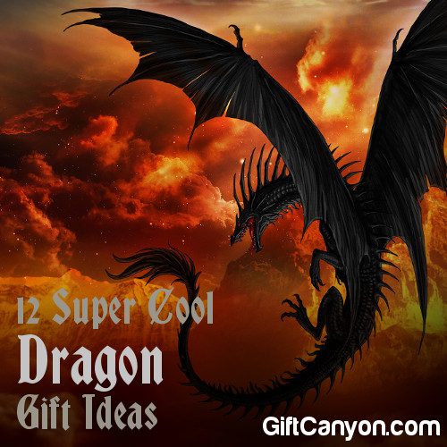 12 Super Cool Dragon Themed Gift Ideas Gift Canyon