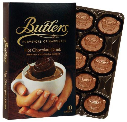 Butlers Hot Chocolate Truffles