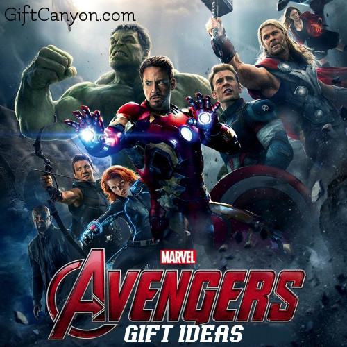 Marvels The Avengers Gifts For Superhero Geeks Gift Canyon