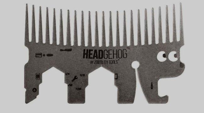 Hedgehog Walletcomb