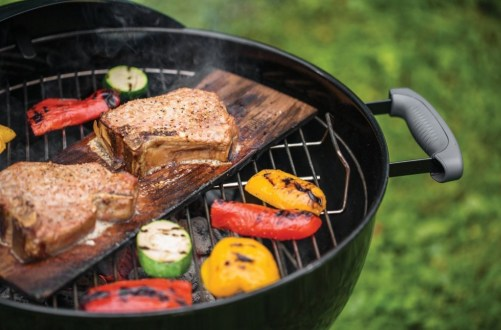 Modern Charcoal Grill