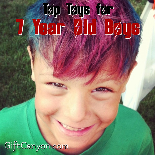Top Toys For 7 Year Old Boys For 2018 Gift Canyon