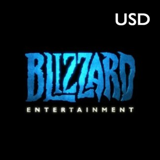 Blizzard Gift Card (USD)