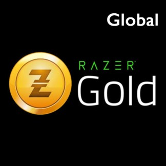 Razer Gold Gift Card (Global)