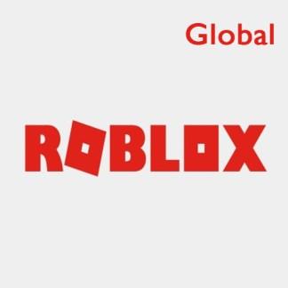 Roblox Gift Card (Global)
