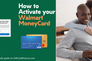 """Activate your Walmart MoneyCard"""