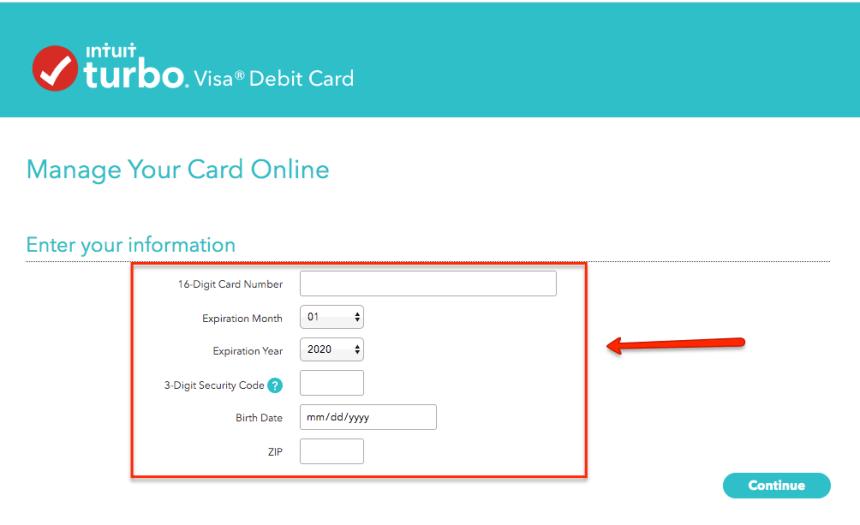 """Register a Card 1"""